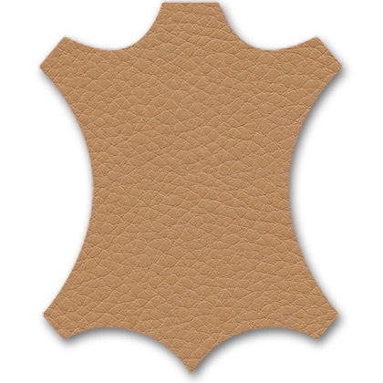 Leather_ Pelle Natural 01 Caramel