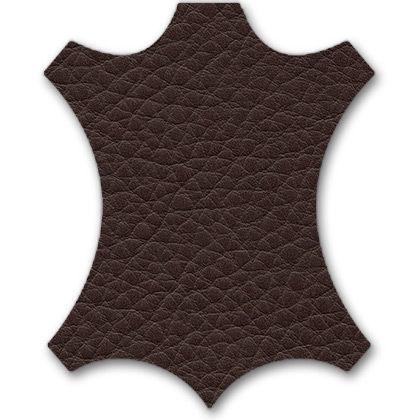 Leather_ Pelle Natural 08 Cioccolato