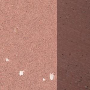 Ciment de copeaux de pierre Terracotta / ciment Terracotta