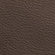 Cuero ecológico marrón oscuro