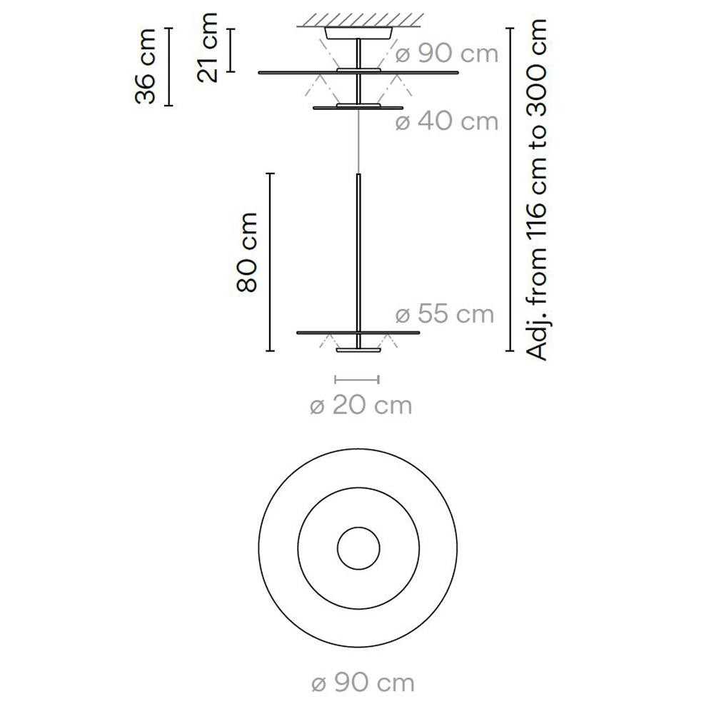 FLAT 5930 Pendant Lamp