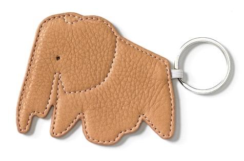 Key Ring Elephant_ Naturale