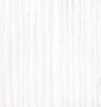 Weiß gefärbte Asche