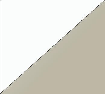 Bicolor Lacado_ Blanco & Ecru