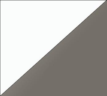 Bicolor Lacado_ Blanco & Taupe