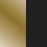 Gold / schwarz