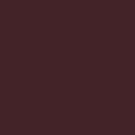 Laccato opaco borgogna