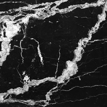 mármol Statuario Black brillo (MR1)