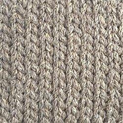 Crochet_BE01 - Beige Melange