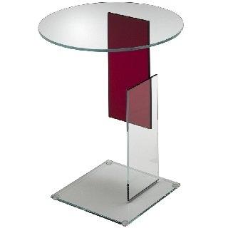 Extralight Klarglas/Rot