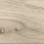 Chêne avec noeuds pigmenté blanc laiteux