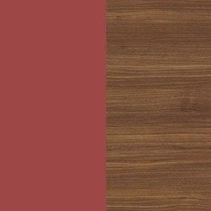 Red Marsala / Canaletto walnut