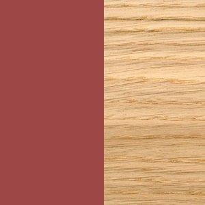 Red Marsala / Oak