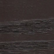 Brown painted RAL 8019 European ash - brushed