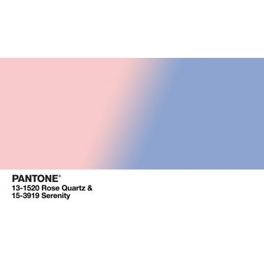 Going beyond Rose Quartz & Serenity Pantone colors